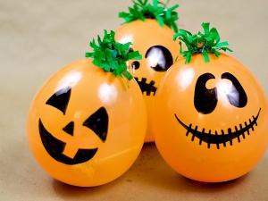 palloncini halloween