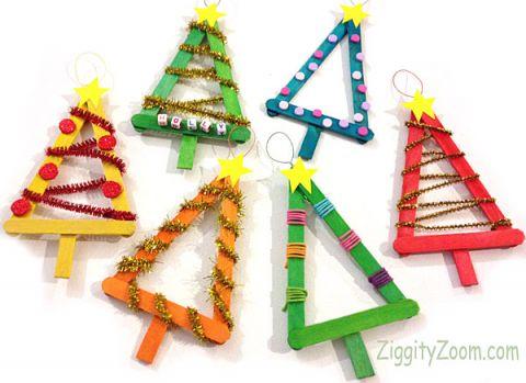 Lavoretti Di Natale Con Tronchi Di Legno Top Facciamo Il Di Natale