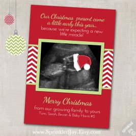 Ultrasound-Santa-Hat-Baby-Announcement