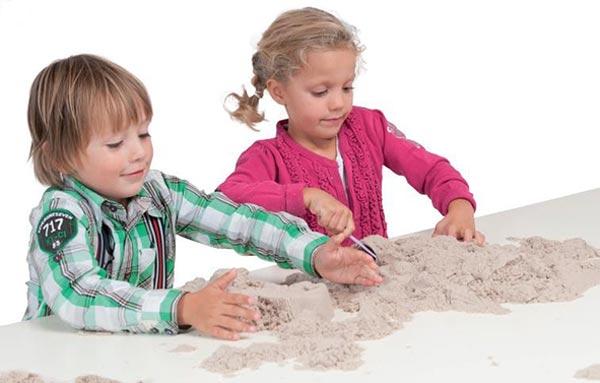 I benefici di giocare con lasabbia