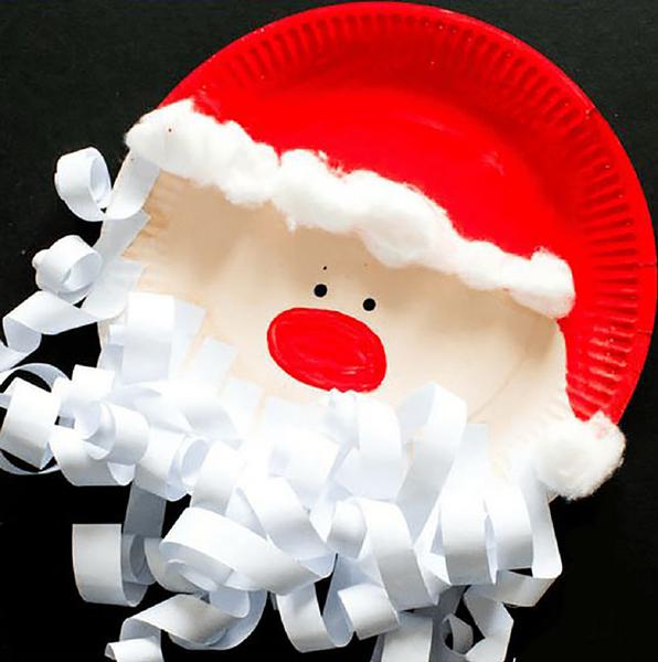 Lavoretti Di Natale Con Babbo Natale.Mancano Solo 30 Giorni A Natale Ecco Qualche Spunto Per Dei Simpatici Lavoretti Creativi