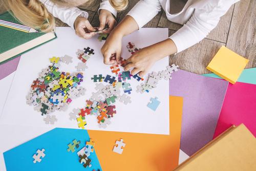 Perché i puzzle sono così importanti per l'apprendimento deibambini?
