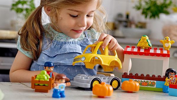 Lego Duplo per giocareimparando!