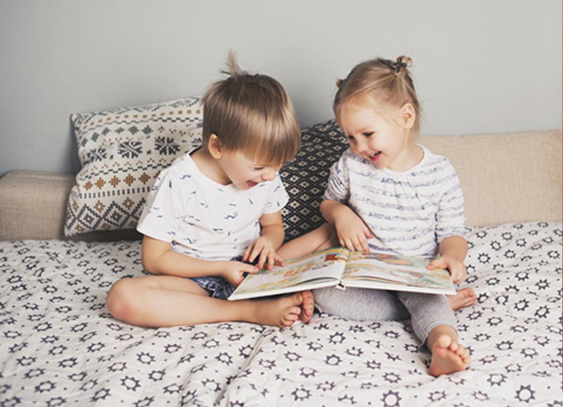 8 motivi per cui bisogna incoraggiare i piccoli aleggere