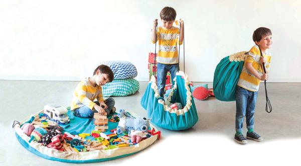 Mettiamo a posto con le Sacche Play &Go