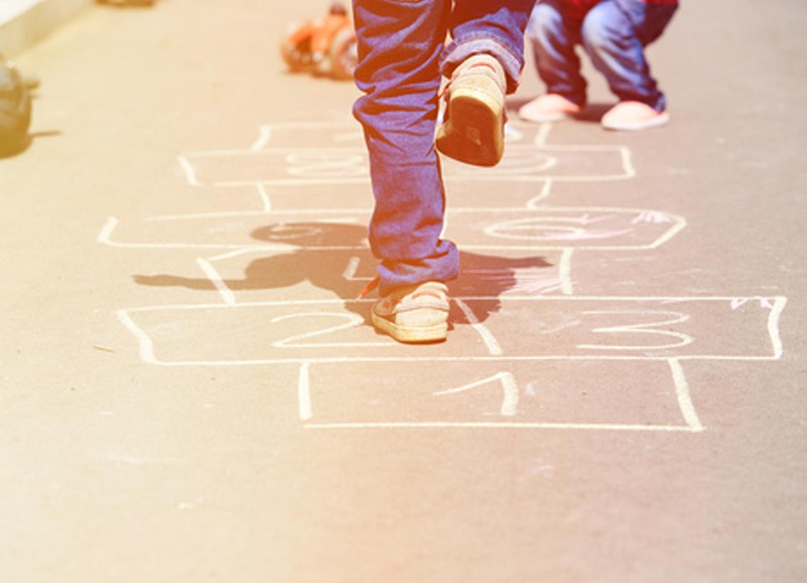 Giochi di ieri, per bambini dioggi