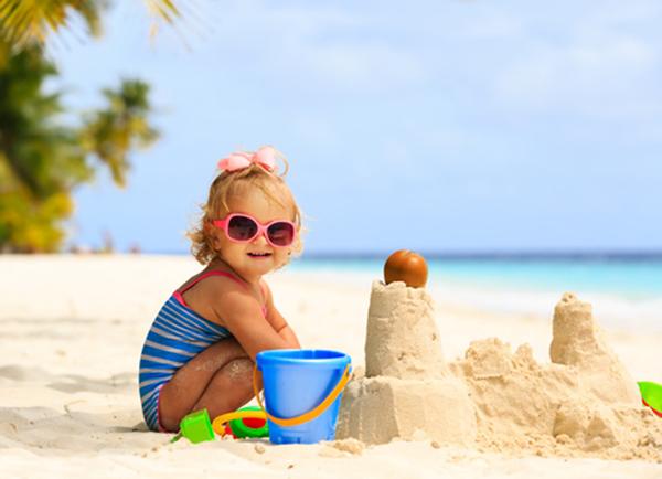 Vacanze estive e giochi con la sabbia: 6 simpaticheidee