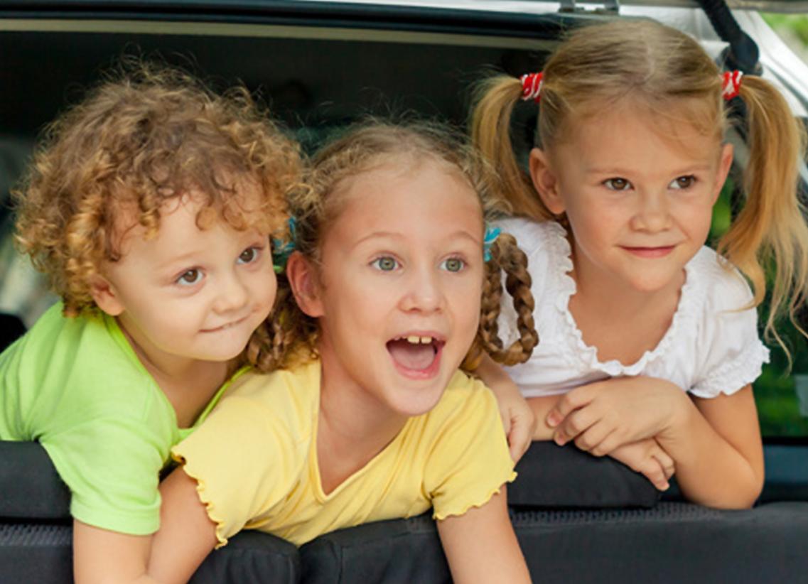 5 giochi da fare in auto con ibimbi