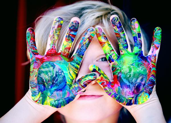 L'importanza delle arti creative nella primainfanzia