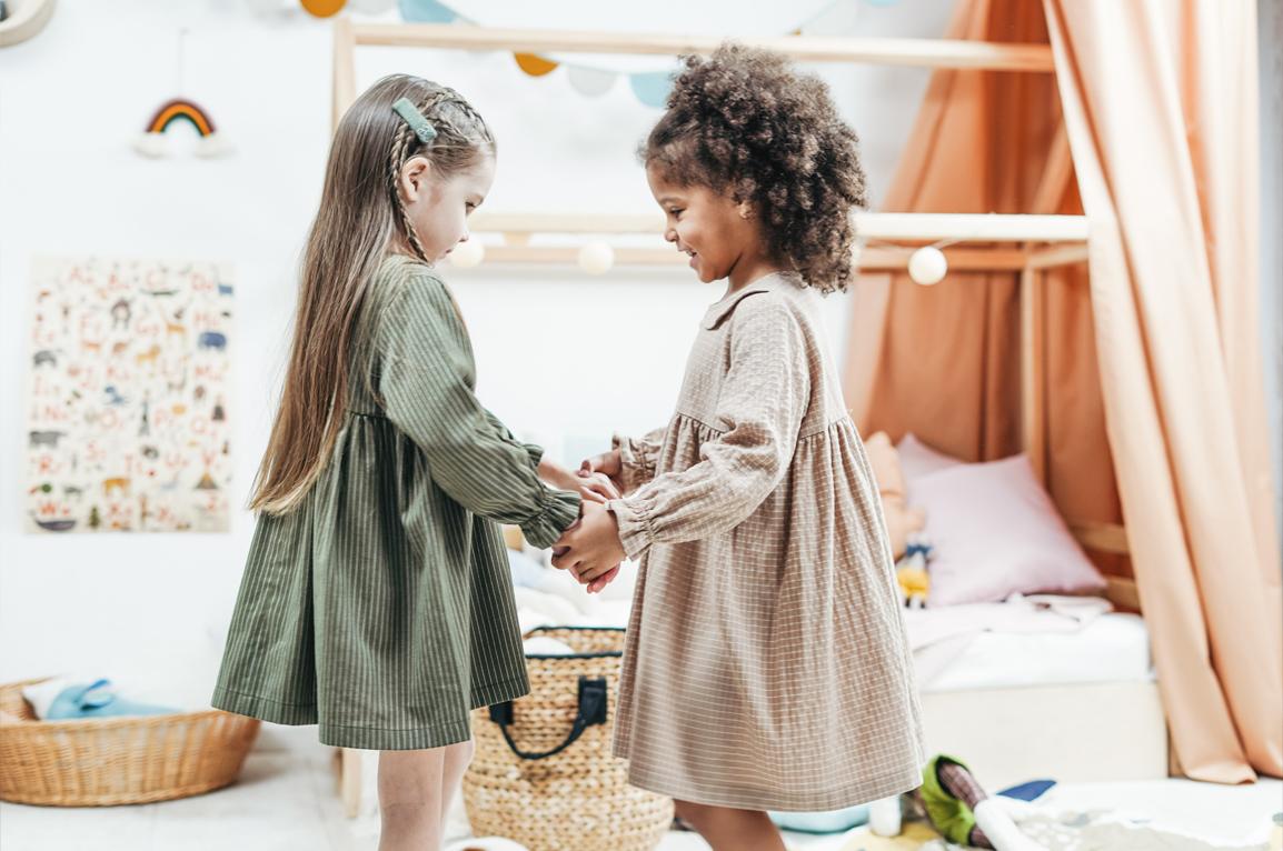 7 abilità sociali che tutti i bambini dovrebberoimparare