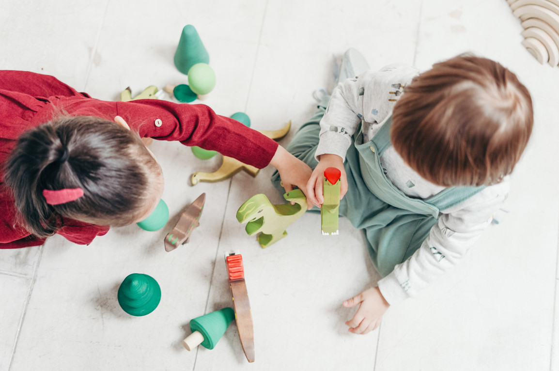 #IORESTOACASA: come intrattenere i bimbi acasa