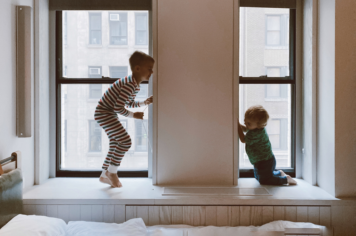 Attività fisica per bambini da svolgere alchiuso
